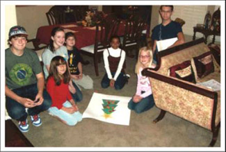 Christmas 2011-Group Piano Lesson